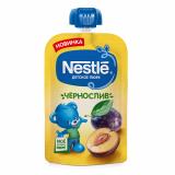 Nestle пюре чернослив пауч 90 гр