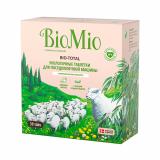 BioMio BIOтаблетки для посудомоечных машин Эвкалипт   30 шт