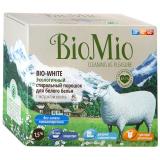 BioMio стир.порошок для белого без запаха 1500г