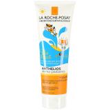 La Roche-Posay ANTHELIOS Детский гель для лица и тела с технологией нанесения на влажную кожу SPF 50