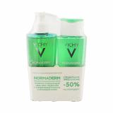Vichy ПРОМО набор Normaderm Лосьон сужающий поры 200мл + Мицеллярный лосьон 200мл - на 2-ой продукт