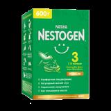 Nestle смесь Nestogen 3  молочная для детей с 12 месяцев 600 г