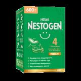 Nestle смесь Nestogen 4  молочная для детей с 18 месяцев 600 г