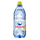Tassay вода  негазированная 0,5 л лимон