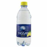 Tassay вода газированная 0,5 л лимон