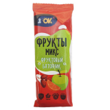 Bio elite фруктовый батончик Be ok фрукты микс 30 гр