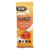 Bio elite фруктовый батончик Be ok абрикос 30 гр