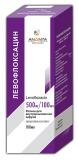 Леводекса (Левофлаксацин) 500 мг/100 мл