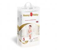 MOMMYBABY подгузники XL  размер 5 для детей 12-18 кг № 40 шт