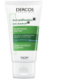 Vichy DERCOS Интенсивный шампунь-уход против перхоти для нормальных и жирных волос 50 мл