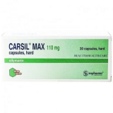 Карсил Макс 110 мг № 30 табл