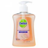 Dettol антибактериальное жидкое мыло для рук c ароматом грейпфрута 250 мл