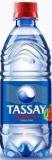 Tassay вода газированная 0,5 л клубника