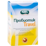 НБЛ Travel пробиотик № 72 жев.табл