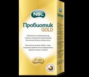 НБЛ GOLD  пробиотик № 20 саше
