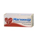 Магникор № 100 табл п/о