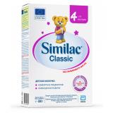 Similac Молочная смесь Ксассик 4 300 гр
