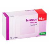 Телмиста 80 мг № 28 табл