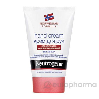 Neutrogena крем для рук с отдушкой 50 мл