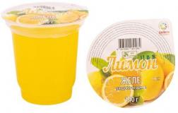 Здоровое питание желе плодово-ягодное Лимон 140 г