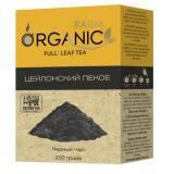 Organic Farm цейлонский пекое крупнолистовой черный чай 200 г