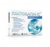 ЛактоБаланс 378 мг № 28 капс