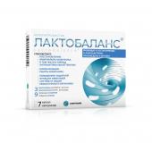 ЛактоБаланс 378 мг № 7 капс