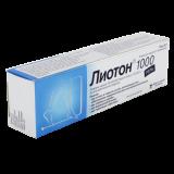 Лиотон-1000 50 гр гель