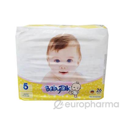 Baby Tak Подгузники Junior №26