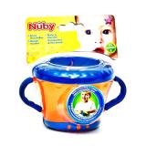 Чашка Nuby с мягкой крышкой для снеков ID5409