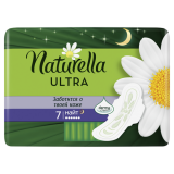 Naturella прокладки Ultra Camomile Night Single № 7 шт