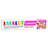 Лакалут зубная паста Джуниор сладкая ягода 75 гр