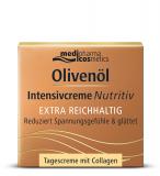 Medipharma Cosmetics Крем Интенсив Роза Olivenol дневной для лица 50 мл