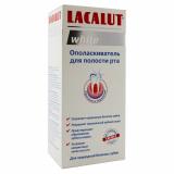 Lacalut ополаскиватель white для полости рта 300 мл