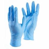 Перчатки Biohandix PF неопудренные защитные виниловые р-р S пара