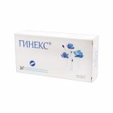 Гинекс 500 мг/100 мг № 14 вагин. суппозитории