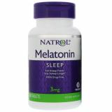 Natrol Мелатонин 3мг №60 табл