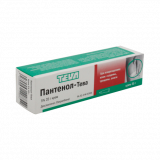 Пантенол-Тева 5% 35 гр крем в тубе