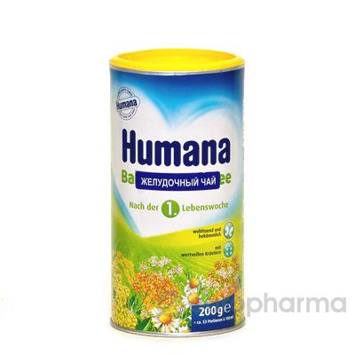 Humana Чай желудочный 200 гр
