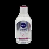 Nivea мицеллярная вода MicellAir для сухой и чувствительной кожи 400 мл