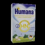 Humana смесь HN низколактозная с пребиотиками для детей с 0 месяцев 300 г