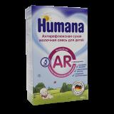 Humana смесь AR антирефлюксная для детей с 0 месяцев 400 г