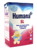Humana Смесь безмолочная H SL 500 гр