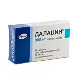 Далацин Ц 300 мг, №16, капс.