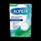 Корега биоформула табл. для очищении зуб.протезов № 30 шт