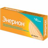 Энерион 200 мг № 20 табл