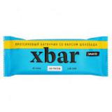 VASCO протеиновый батончик xbar шоколад 60 гр