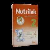 Nutrilak смесь Premium 2 молочная сухая для детей с 6 месяцев 350 г