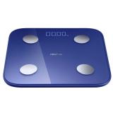 Realme весы smart scale RMH2011 blue картон