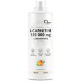 Optimum System концентрат л-карнитин 120 000 мг бутылка 1000 мл апельсин